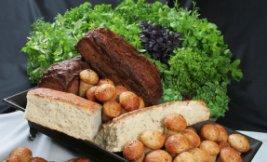 Durlevs Gourmæt - hjemmebagt-brød